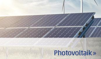 Photovoltaik - iTerra energy