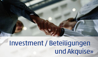 Investment / Beteiligungen / Akquise - iTerra energy