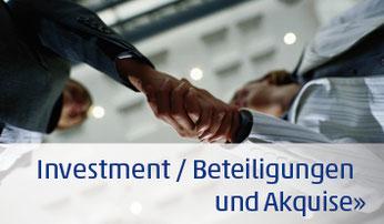 Investment / Beteiligungen / Akquise - iTerra energy