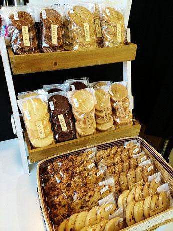 焼菓子店ミッシュさんの手作りクッキー