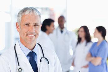 Kliniken & Pflege