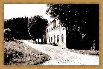 Arbeiterheim  Thomasroith ca.1928        damals Sitz des Vereines