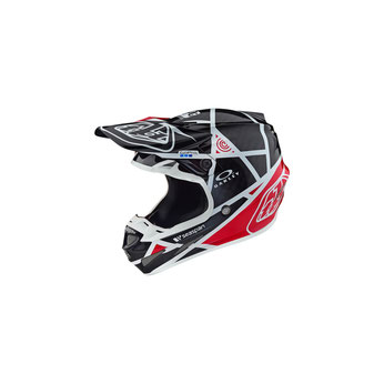 Troy Lee Designs SE4 Carbon Metric Helmet