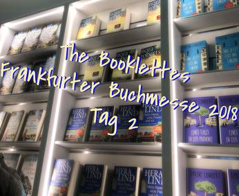FBM, FBM18, Frankfurter Buchmesse, The Booklettes