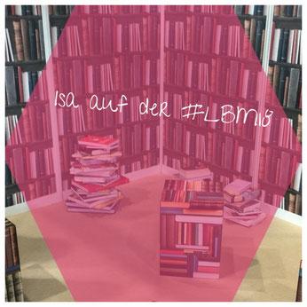 LBM Leipziger Buchmesse 2018
