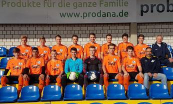 A2-Junioren der JFG Kinsachkickers