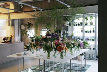花や植物の魅力を伝えるイベントやトークショーの開催も予定されています