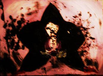 Acryl auf Leinwand, 50x70, 2015