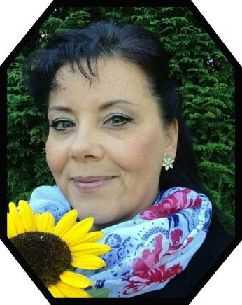 ~ Bild: Gabi Ahrens (Sonnenblume, kalt) ~