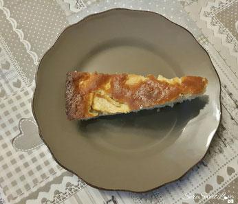 Fetta di torta di mele ♥
