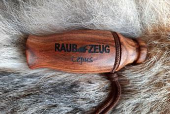 Der Fuchslocker und die Hasenklage Lepus von Raubzeug Jagdlocker für den perfekten Lockruf und für die Reizjagd und Fuchsjagd