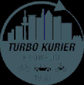 Kurierdienst Express Kurier Logo 30 Jahre 1988
