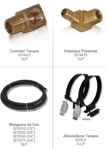 tanques gas lp partes refacciones accesorios montacargas mexico