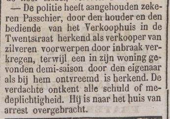De Tijd : godsdienstig-staatkundig dagblad 10-11-1881