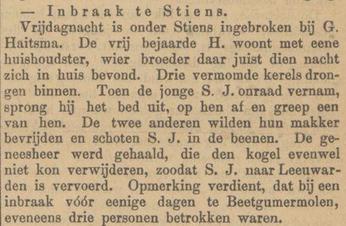 Nieuwe Veendammer courant 10-12-1895