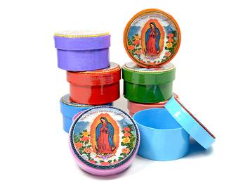 Pappmaché Dose Guadalupe