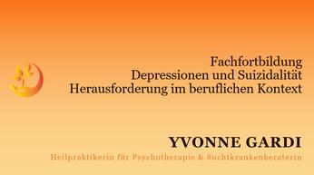 Fachfortbildung Depressionen und Suizidalität