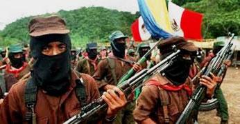 Zapatisternes militsformationer i dag