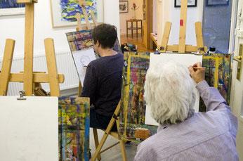 Impression Erwachsenenkurs Atelier 62