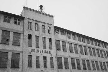 'Volkseigen' am ehemaligen VEB Roter Färber Hartmannsdorf