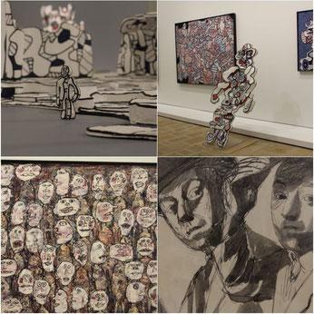 """""""Dubuffet l'insoumis"""" (c)Jean Dubuffet / Fondation Dubuffet / Les Arts Décoratifs Paris"""