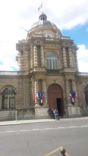 ルクサンブル宮殿