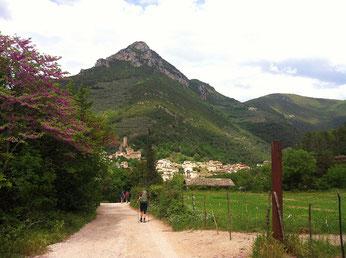 Franziskusweg von Rom nach Assisi