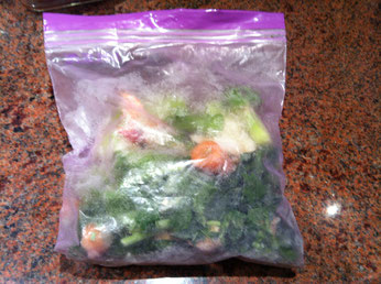 Wie aus Gemüseabfall Gemüsebrühe wird