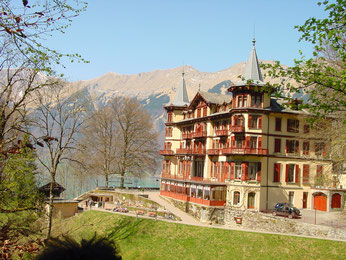 Hotel Giessbach am Brienzersee