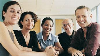 equipe bien-être plaisir au travail reconnaissance atelier accompagnement