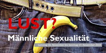 Lust? männliche Sexualität