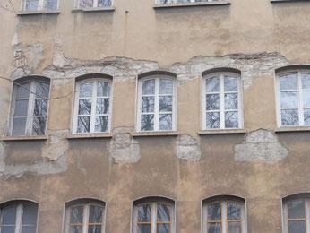 façade du lycée La Martinière, ancien couvent des Augustins