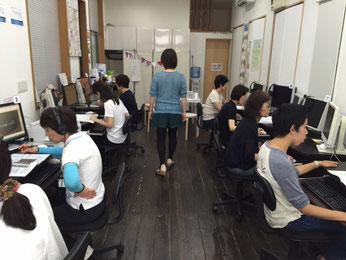 世田谷小学生・中学生パソコン教室