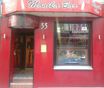 Monika Bar - Große Freiheit 33 Hamburg St. Pauli