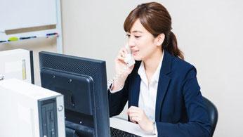 静岡市 女性スタッフ ホームページ作成格安屋