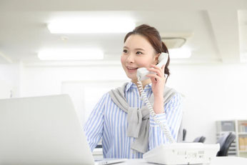 新宿区  女性スタッフ ホームページ作成格安屋