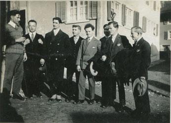 Männerchor ca. 1930
