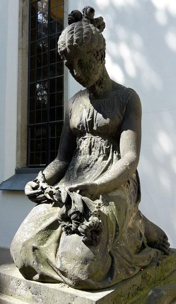 Alter Katholischer Friedhof Dresden Bild: Susann Wuschko