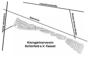 Schönfeld e.V. Garten   Nr. 21
