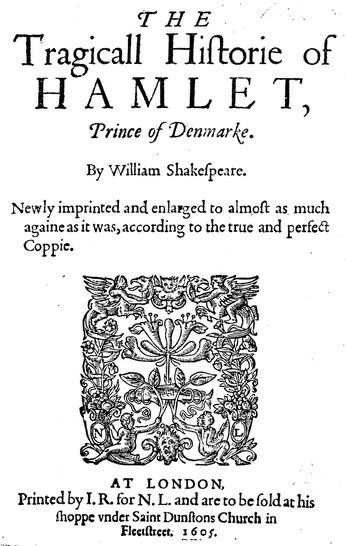 an analysis of hamlet a play written by william shakespeare