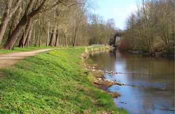 Trave Richtung Sehmsdorf