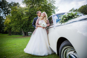Traumhochzeit im Eventschloss Schönfeld bei Stendal mit Hochzeitsfotografen