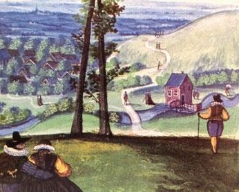Albums de Croÿ, Comté de Hainaut, vol. VI, p 190-191, éd. Crédit Communal, 1990