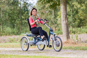 Van Raam Easy Rider Sessel-Dreirad Elektro-Dreirad in Bad Kreuznach probefahren und kaufen