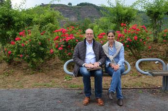 Jens Huhn und Christina Steinhausen bilden nun die FDP-Fraktion im Stadtrat Remagen.