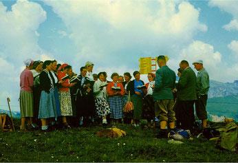 Chorreise Trittlisbergpass, 1995