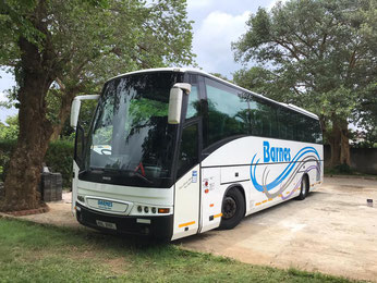 Bus Lusaka Rental