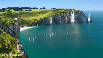 Photo de Etretat en Haute-Normandie