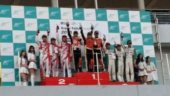 スーパー耐久レース 2015 ST-5クラス シリーズチャンピオン