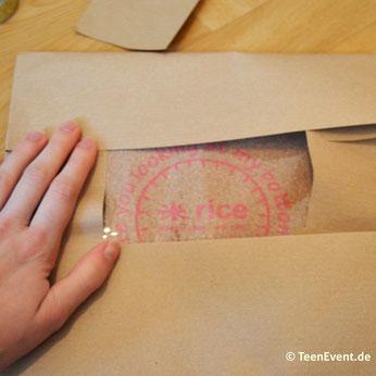 Was tun wenn das Geschenkpapier nicht reicht?